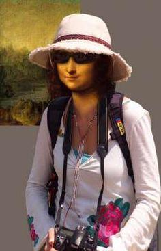 traveler mona