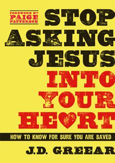 At first, I was offended by this book title. But when I heard J.D. Greear explain it live, I was so impressed! Want to read!