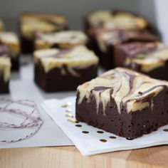 Marbled Chocolate Brownies By Trisha Yearwood
