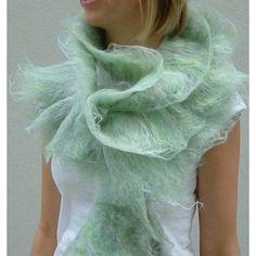 Liz Clay Transforms Felt into Exquisite Couture