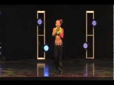 Sophia Lucia- Amazing age 8 tap solo=)