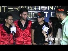 Nueva Accion con CERO MIEDO TV - International Nightclub