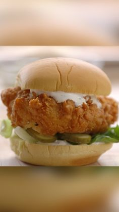 """Food Network on Instagram: """"Anyone else craving a crispy fried chicken sandwich rn? 🙋🙋 Try @inagarten's Shake Shack-inspired recipe ASAP on FoodNetwork.com!"""" Chicken Sandwich Recipes, Fried Chicken Sandwich, Crispy Fried Chicken, Best Chicken Recipes, Entree Recipes, Cooking Recipes, Fried Chicken Strips, Shake Shack, Sandwiches"""