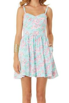 Lilly Pulitzer Ardleigh Dress in Lobstah Roll