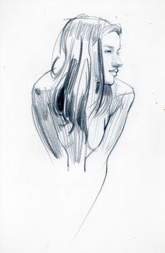 David Longo: drawing