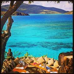 Necker Island, British Virgin Islands In love with the comfort meets incredibly gorgeous nature scenery : ) Places Around The World, Oh The Places You'll Go, Places To Travel, Places To Visit, Around The Worlds, Travel Destinations, Travel Tips, Travel Goals, Travel Hacks