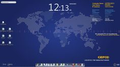 The Global Monitor Desktop