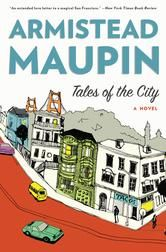 """""""Tales of the City"""" by Armistead Maupin. Fun ensemble study of a San Francisco in a time we'll sadly never experience again."""