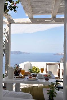 A Luz que banha as belezas e simplicidades na Grécia!