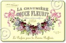 Artfully Musing: Perfume Labels - Seventh Set 4 of 9 By Laura Carson