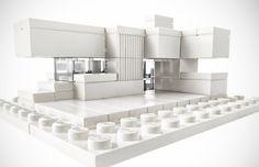 「建築家の卵」のための新セット「LEGO Architecture Studio」発売 «  WIRED.jp  建築家憧れる。今から目指してみようかな!なーんてw