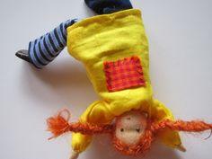 Doll- Cheaky Girl (medium size) from perpetual`s shop by DaWanda.com
