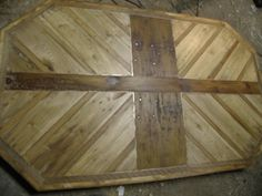 custom  made  antique barn wood  table top and copper inlay   made by Creatively Kustomized...kevin0420742@gmail.com