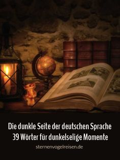 Dark Fantasy, Write Your Own Book, Science Fiction, Learn German, Famous Last Words, German Language, Creative Writing, Writing A Book, Storytelling