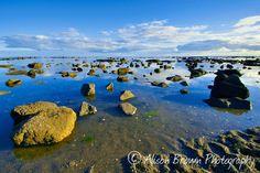 Williamstown Beach in Victoria, Australia