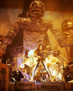 PowerSlave tour 1984