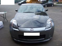 MEDUZA Ltd - Nissan 350Z Z33 Carbon Fibre OEM style Bonnet 2009 Spec, £499.00 (http://www.meduza.co.uk/nissan-350z-z33-carbon-fibre-oem-style-bonnet-2009-spec/)