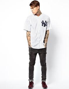 camisa Yankees outfit - Buscar con Google