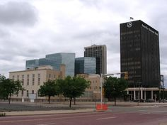Amarillo Texas Downtown