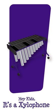 Xylophone Coloring Page Coloring Page Musical Coloring Pages