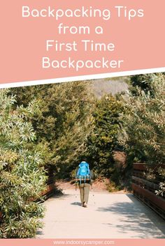 Backpacking tips for beginners. What I learned from my first backpacking trip in Crystal Cove State Park. Read about my trip and grab a free backpacking packing checklist for women. Backpacking For Beginners, Backpacking Tips, Hiking Tips, Camping Jokes, Camping Guide, Camping Hacks, Camping Cot, Camping Trailers, Camping Ideas