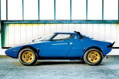 Klassieker: Lancia Stratos