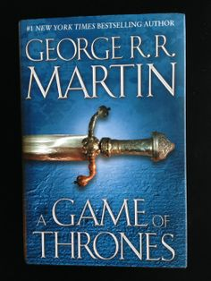 A Game of Thrones af George R. R. Martin (A Song of Ice and Fire #1)