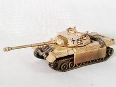 1/144 TOMY TAKARA World Tank Museum WTM S9 TANK Figure Model German Leopard 1A2 SAND YELLOW SECRET