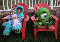 the best Monsters Inc costume I've seen