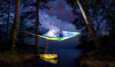 Tentsile Tree Tents - The world's most innovative portable treehouses  Very high on my wish list