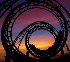 Life is like a rollercoaster, you can never expect to always have a straight ride
