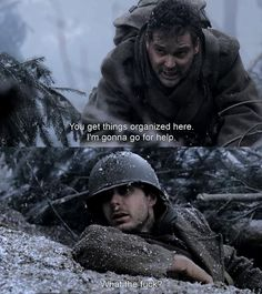 Band of Brothers lol. Wtf?