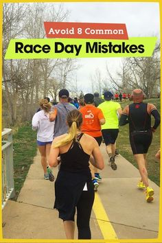 Fitness and Workout Tips 2017 : How to avoid common race day mistakes running your best race with less stress Training Plan, Running Training, Running Humor, Training Equipment, Half Marathon Training, Marathon Running, Running For Beginners, Workout For Beginners, Running Workouts