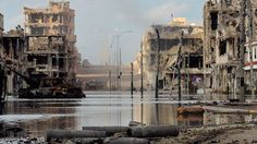 Seis países que pueden desaparecer del mapa político en 20 años  [Libia]