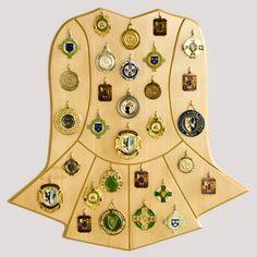Irish Dancing Medal Display Plaque Board