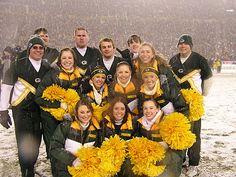 Green Bay Packers cheerleaders - Wikipedia, the free encyclopedia