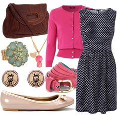 Mary Margaret's Coffee Outfit, created by dancing-when-the-stars-go-blue on Polyvore
