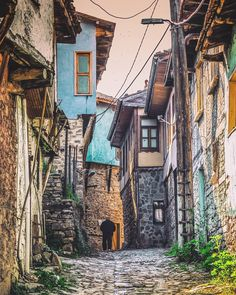Cumalikizik village - Bursa ,Turkey....bytolgy75 #cumalikizik #bursa #turkey
