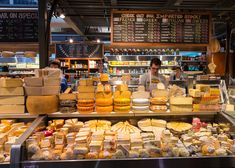 Make sure to visit St. Lawrence Market of Front St over the weekend for an unforgettable gastronomic experience! Say cheese-) Arugula Salad, Quinoa Salad, St Lawrence Market, Deli Counter, Sweet Watermelon, Cheese Shop, How To Cook Quinoa, Cafe Design, Store Design