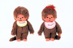 monchichi monchichi oh so soft and cuddly (that's how the commercial went)