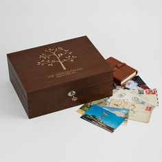 family tree keepsake box from RedEnvelope.com
