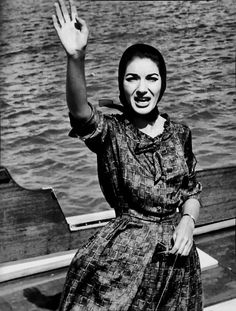 1000 images about callas on pinterest maria callas - Casta diva vintage ...