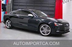 2013 Audi S5, 12,225 miles, $50,900.