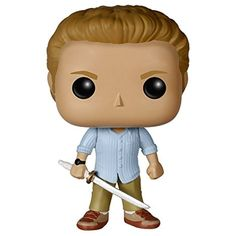 Funko POP Movies: Step Brothers - Brennan Huff Action Figure -- For more information, visit image link. (This is an affiliate link) #ActionFiguresStatues