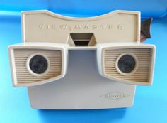 My View Master. Lived it like I was there, Grand Canyon, Europe. Beautiful