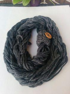 Crochet bufanda 20$