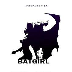 silhueta-batgirl