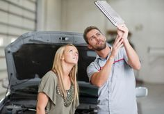 How To Tell If A Car Repair Has Been Made -Posted on Jan 31, 2014 by Melissa
