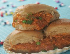 How To Make Pav Bhaji Bun Recipe By MasterChef Sanjeev Kapoor