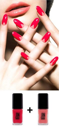 Pretty Painted Fingers & Toes Nail Polish| Serafini Amelia| Nail Art-Red-Nordstrom
